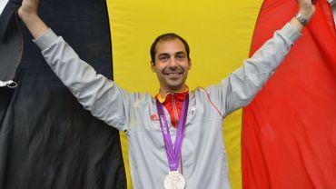 """Lionel Cox, en argent - Thierry Zintz : """"une médaille extraordinaire, inattendue"""""""