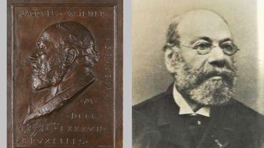 La mémoire de Jacob Weiner, inventeur du premier timbre belge