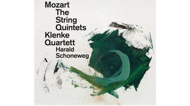 Mozart - Quintettes à cordes - Quatuor Klenke et Harald Schoneweg