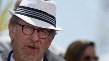 Steven Spielberg à Cannes
