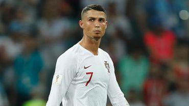 """Cristiano Ronaldo: """" Ce n'est pas le moment de parler de l'avenir"""""""