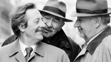 Jean Rochefort et ses copains