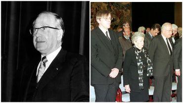 Le ministre d'Etat Andries Kinsbergen est décédé