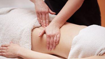On a testé :  le massage du ventre chez Nadia Di Pasquale
