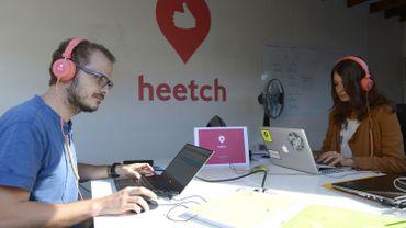 Heetch est un service comparable à celui proposé par Über.