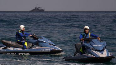 Selon la police, un chargement similaire avait été découvert il y a six mois dans le port de Gênes.