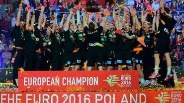 L'Allemagne, championne d'Europe de handball, qualifiée pour les JO