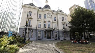 Maison communale de Saint-Josse en 2018