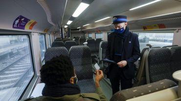 Coronavirus: la règle de la fenêtre uniquement dans les trains à destination de la côte, pas au retour