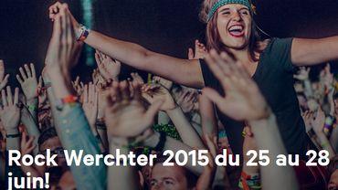Rock Werchter 2015 avancé d'une semaine pour les Foo Fighters