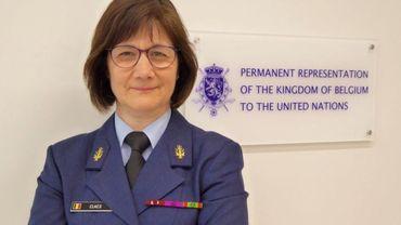 Une femme général pour la première fois à la tête de l'Ecole royale militaire