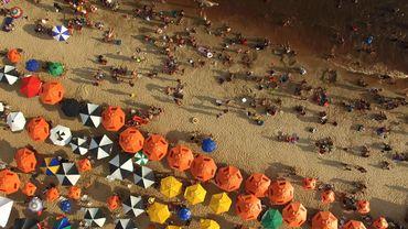 Les estivants bloquant les meilleurs spots sur la plage s'exposent à une amende de 200 euros.