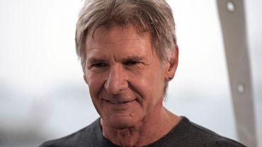 Harrison Ford va prêter sa voix à un personnage de film d'animation pour la première fois.
