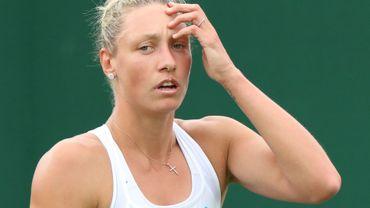 Yanina Wickmayer file en quart de finale du double à Zhengzhou