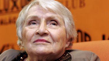 """Mort de la romancière Anne Golon, auteur de la série """"Angélique"""""""