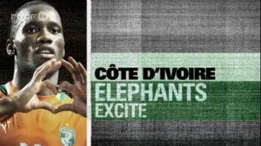 La Côte d'Ivoire, le Mondial comme ultime défi d'une génération dorée