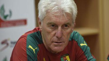 Broos n'est plus le sélectionneur du Cameroun