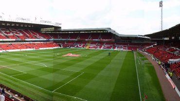 Le stade de Nottingham Forest
