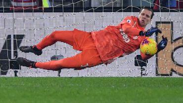 Wojciech Szczesny prolonge à la Juventus jusqu'en 2024