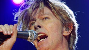 David Bowie, sacré meilleur chanteur britannique par les Brit Awards