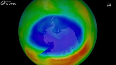 Le trou dans la couche d 39 ozone n 39 a jamais t aussi petit - Trou dans la couche d ozone ...
