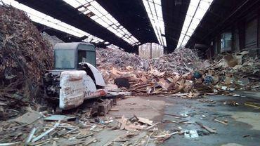 Archives - Le centre de déchets de la Sobeca à Jemeppe-sur-Sambre