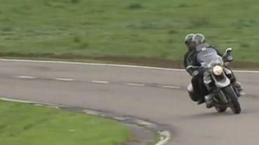 Gedinne: deux motards perdent la vie dans une épreuve de vitesse pour motos anciennes