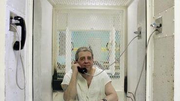 Hank Skinner en prison, le 21 mai 2013 à Livingston, au Texas