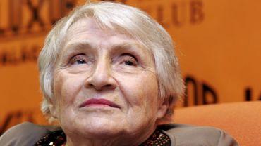 """La romancière Anne Golon, auteur de la série """"Angélique"""", est décédée"""
