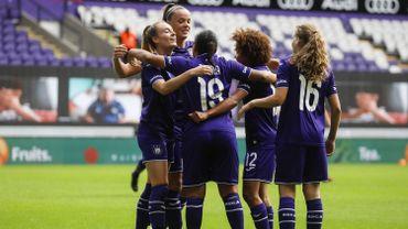 Les girls d'Anderlecht connaissent leur premier adversaire