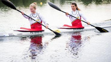 Hermien Peters et Lize Broekx s'emparent de l'argent en K2 500m à Poznan