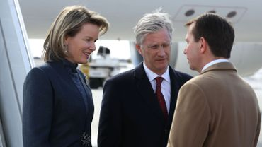 Visite d'Etat au Canada : à Ottawa, l'accueil traditionnel pour Philippe et Mathilde