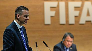 Il était proche de Sepp Blatter