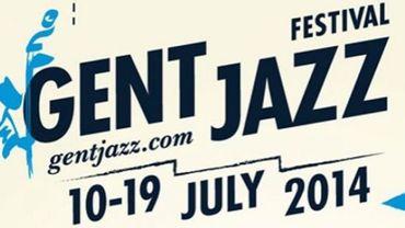 Gent Jazz Festival - L'édition 2014 a attiré 30.000 visiteurs