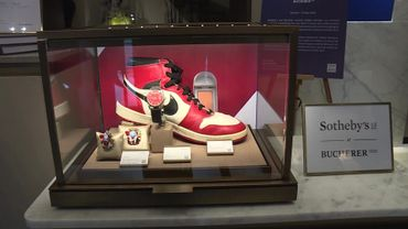 La vénérable Sotheby's ne lâche plus les baskets.