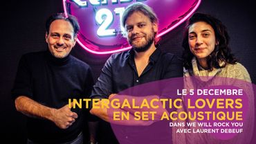 Intergalactic Lovers en interview
