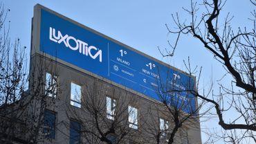 Essilor a été autorisé à fusionner avec l'italien Luxottica