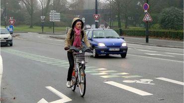 Le vélo, moyen de transport le plus rapide en heure de pointe, même pour des trajets de plus de 15 km!