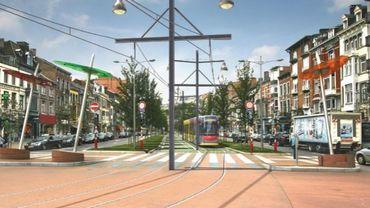 Le 29 mai, une réunion d'information pour la population liégeoise lancera l'enquête publique sur l'étude d'incidence du tram.