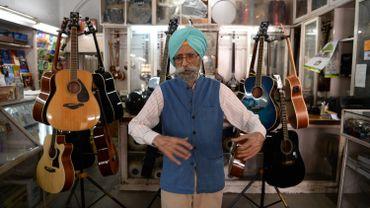 C'est ici, dans ce qui était la retraite du sémillant gourou Maharishi Mahesh Yogi aujourd'hui colonisée par la jungle, qu'a été composée la majorité de l'Album Blanc.