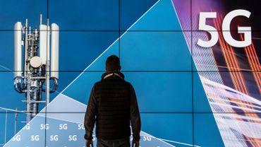 Etat fédéral et régions se disputent le gâteau financier des licences 5G