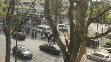 L'opération policière de ce samedi à Etterbeek liée au dossier des attentats de Bruxelles
