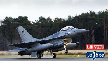 Quel avion pour remplacer le F-16 ?