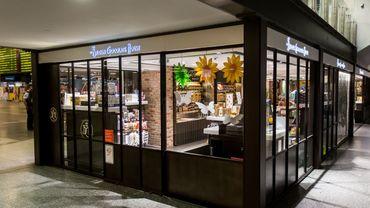 The Belgian Chocolate House remporte le prix Mercure du meilleur concept de magasin