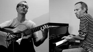 Acoustique | Rencontre sensible du pianiste Ivan Paduart avec le guitariste Quentin Dujardin