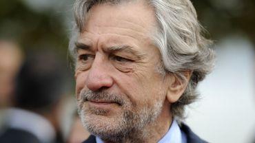"""L'acteur américain Robert De Niro a en partie écrit le scénario de """"The Comedian"""""""