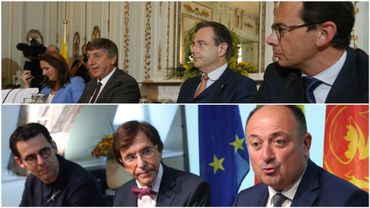 Gouvernement wallon et gouvernement flamand: quelles différences ?