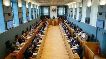 Le parlement wallon débat du CETA