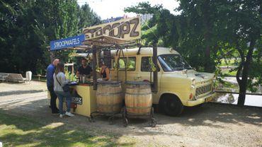 Liège accueille le premier festival de food truck