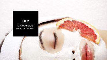 DIY Beauté : un masque revitalisant au pamplemousse